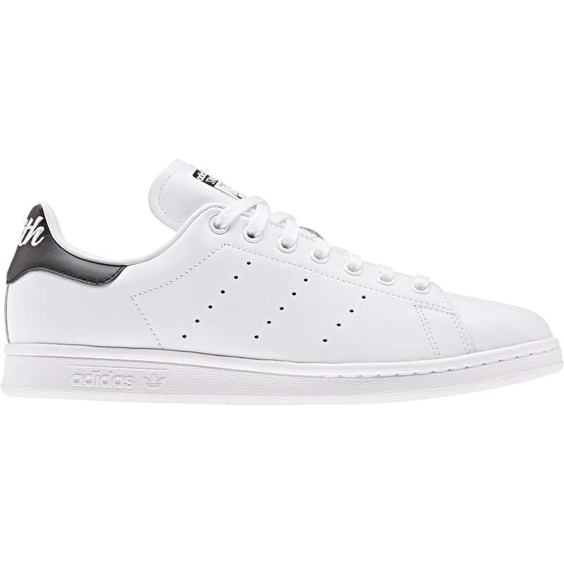 Stan Smith Skor Vit & Svart Herr