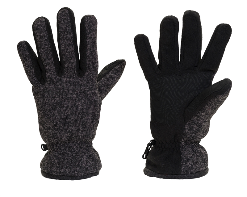 Chill Glove Grey Melange Tuxer