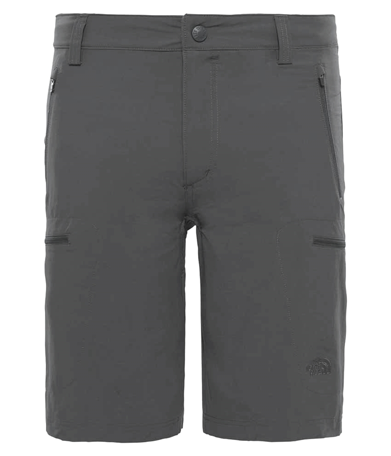 The North Face Exploration Shorts Asphalt Grey Herr
