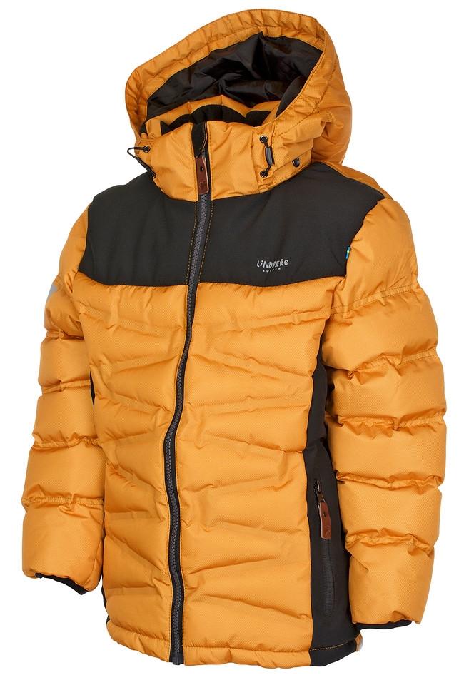 Lindberg Zermatt Vinterjacka Junior Old Yellow SMILE.