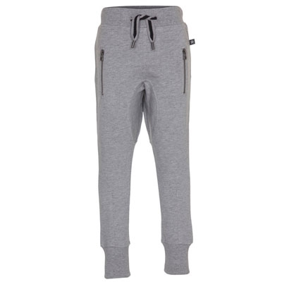 Ashton Grey Melange Sweatpants Mini Molo