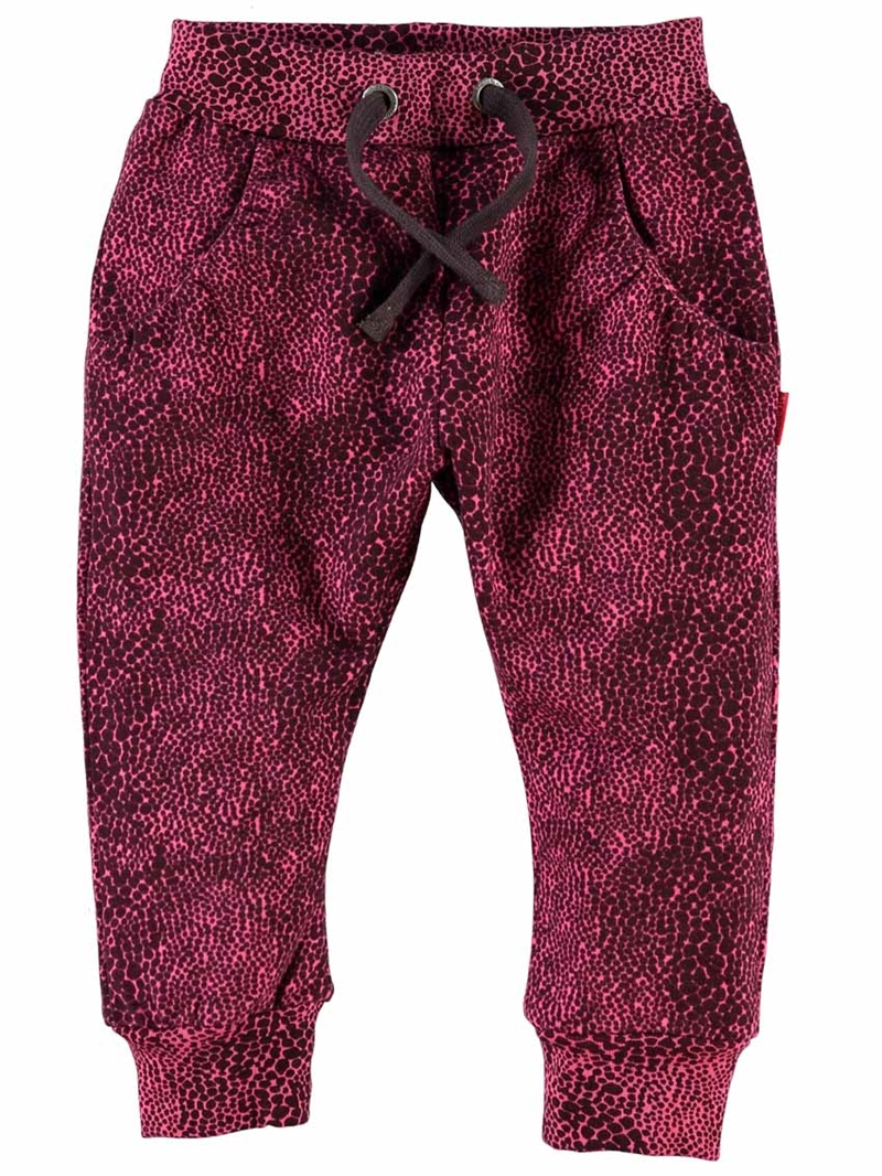 Name it Lova Sweat Byxa Mini Rosa