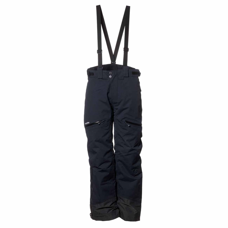 Offpist Ski Pant Black Skidbyxor Barn-Junior Isbjörn Of Sweden