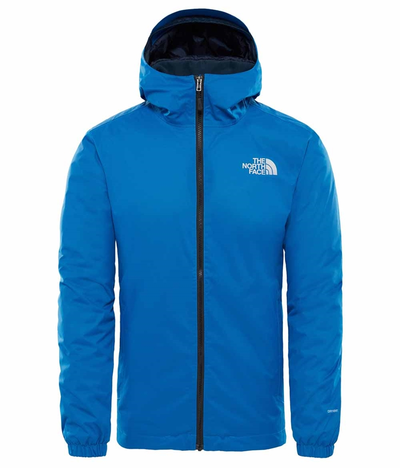 Quest Insulated Skidjacka Blå Herr 1 The North Face
