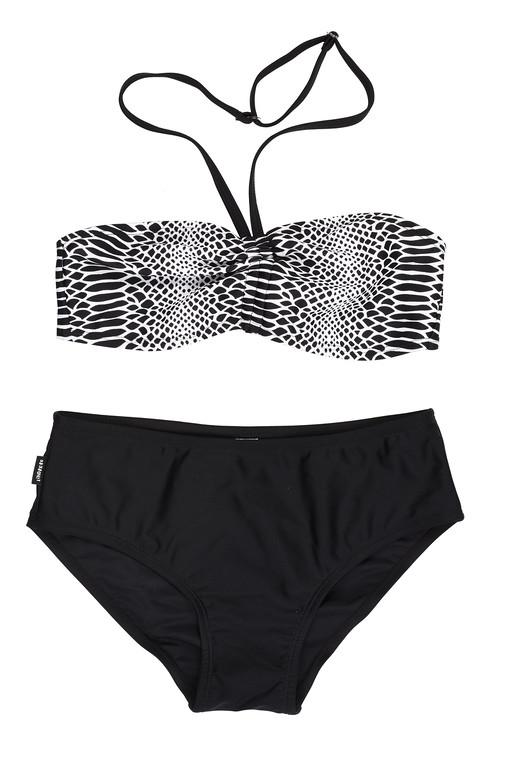 Rut Bikini Black White Barn - SMILE. 756971be376a5