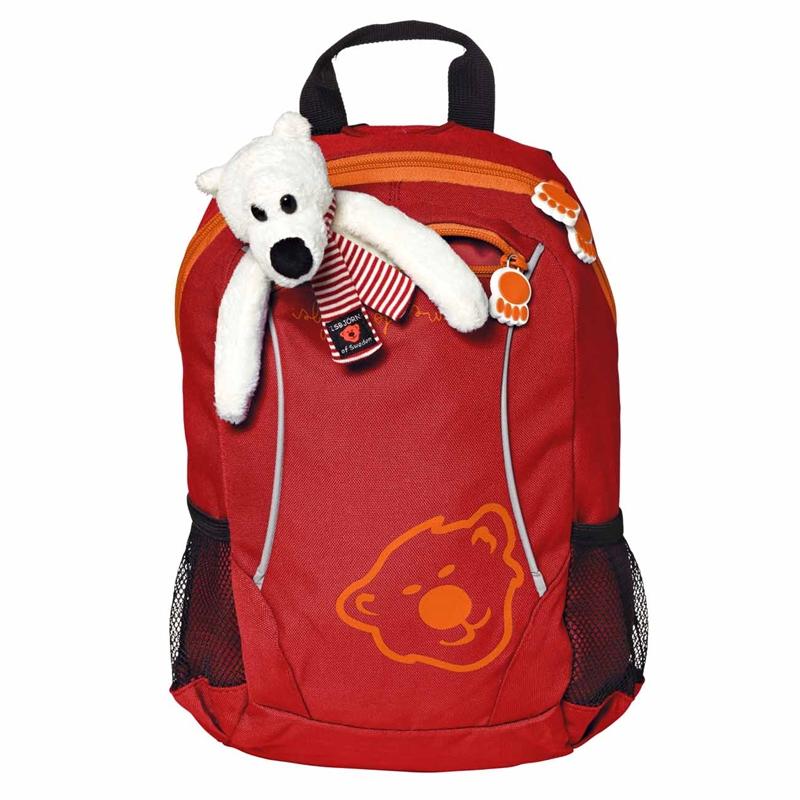 Stortass Mini Backpack Love Ryggsäck Barn Isbjörn Of Sweden - SMILE. 080d348412d8d