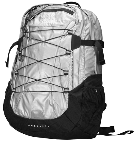 Borealis Backpack Silver