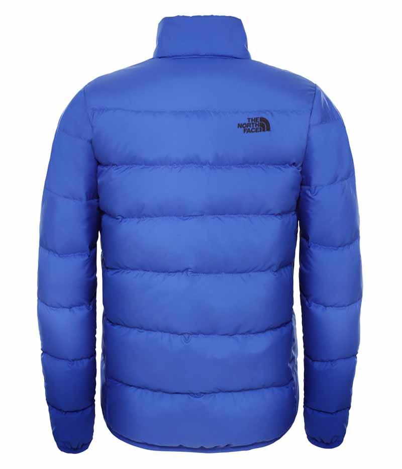 Andes Dunjacka Junior Blå