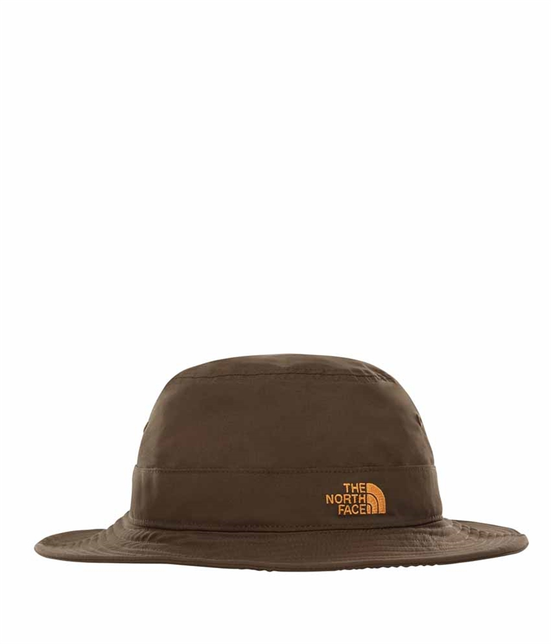 The North Face Class Brimmer Solhatt Mörkgrön Barn (1)