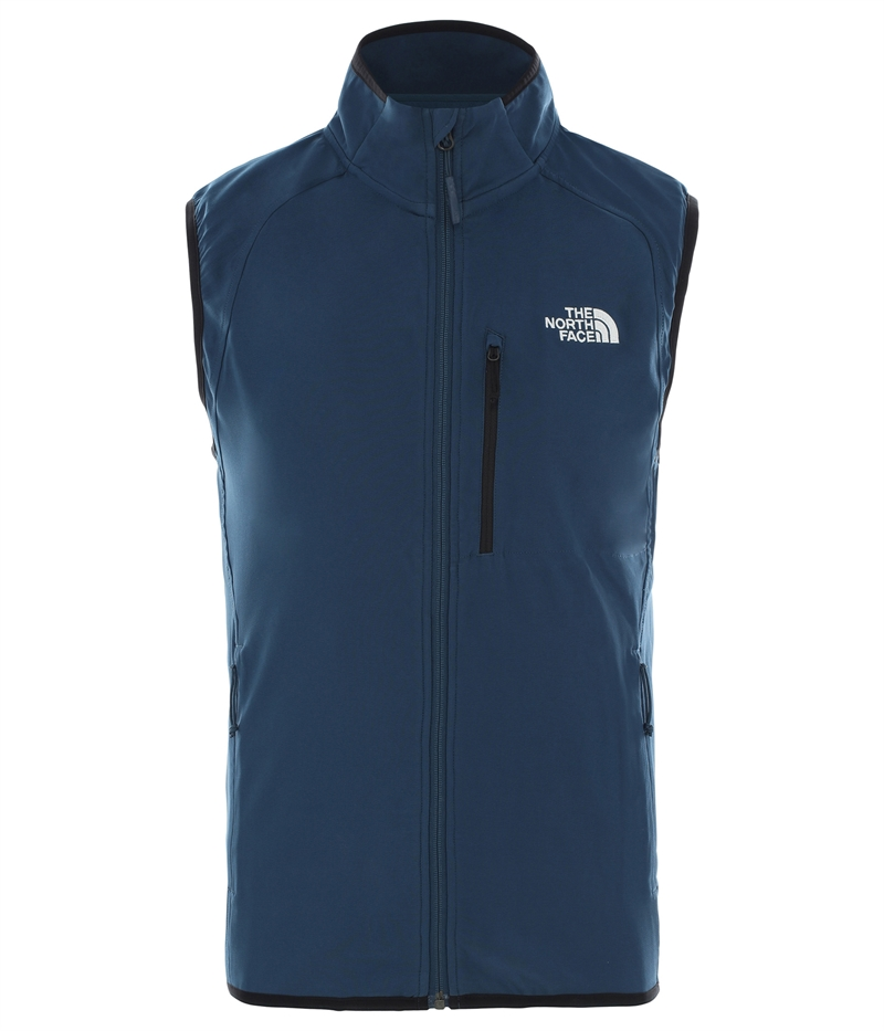 The North Face Nimble Vindtät Väst Herr Blå