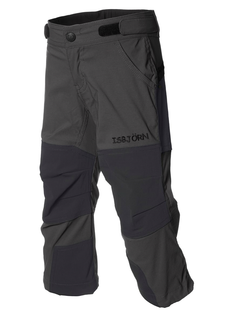 Trapper Pant Kid Graphite Outdoorbyxa Barn
