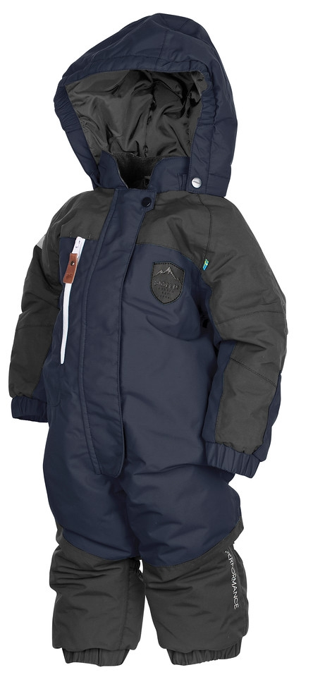 Vail Vinteroverall Navy Baby