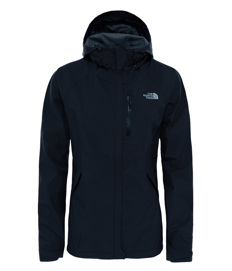 Womens Dryzzel Jacket Black Dam North Face