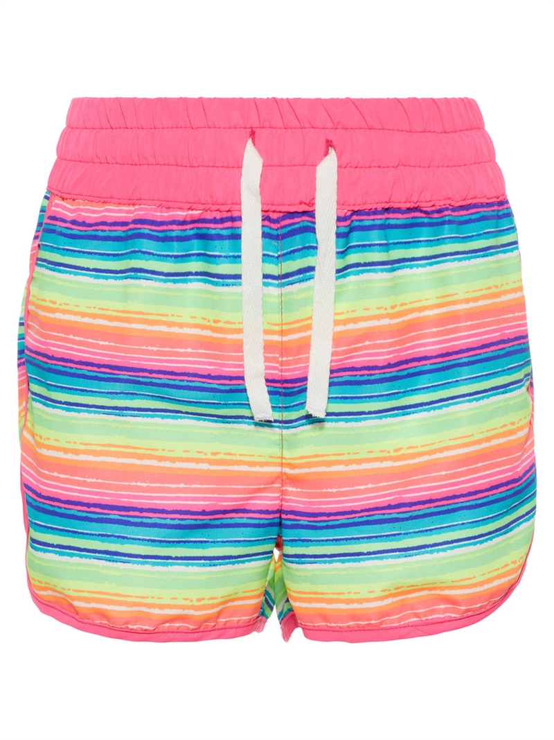 Zigga Board Bad Shorts Knockout Pink Barn Name it