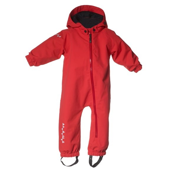 Toddler Hardshell Jumpsuit Skaloverall Love Baby Isbjörn Of Sweden