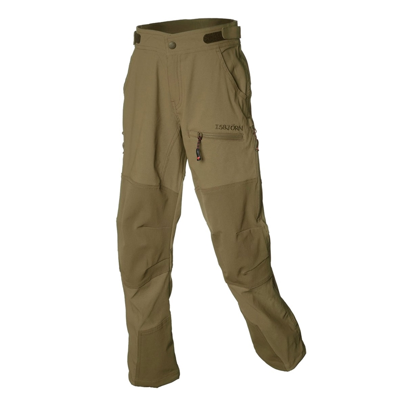 Trapper Pant Junior Mole Outdoor Isbjörn