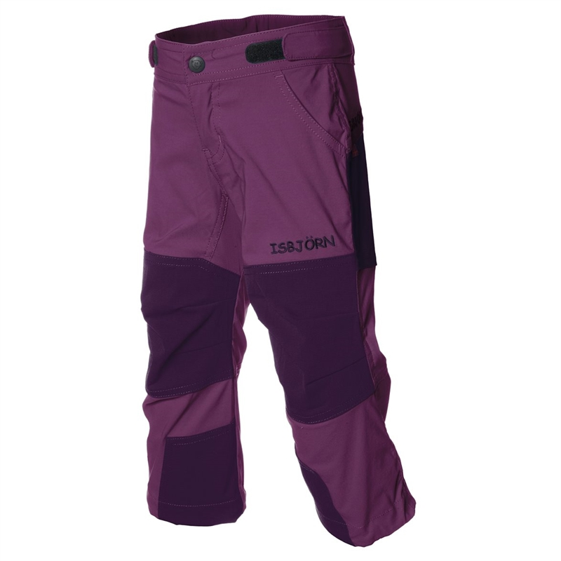 Trapper Pant Kid Plum Outdoorbyxa Barn