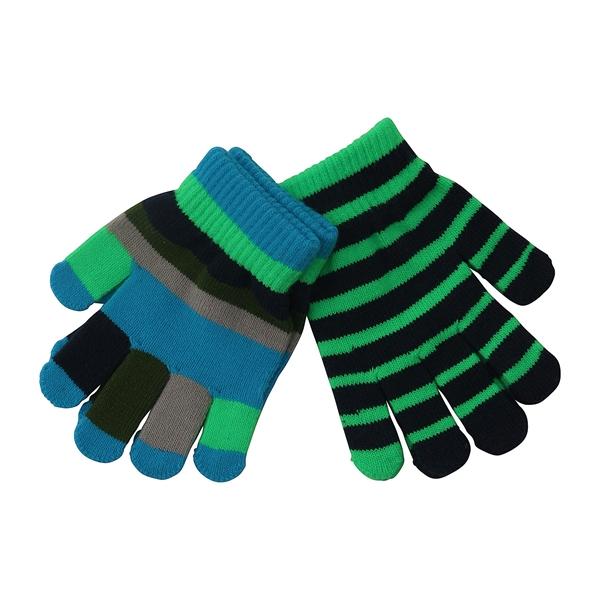 nyanser av köpa försäljning handla Fingervantar för barn - Varma och färgglada fingervantar - SMILE.