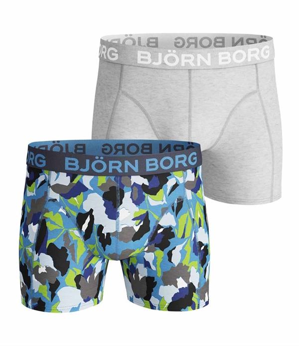 3e790cc65e3 2-Pack Shorts Boxerkalsong Hawaiian Ocean Herr