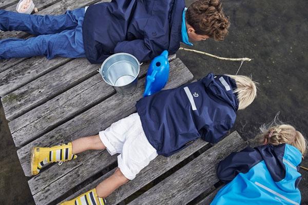 Jackor för barn ska vara anpassade för lek oavsett om jackan ska användas i  förskolan 9e0d68a3d81e1