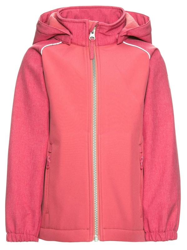 Alfa Mini Softshell Jacket Rapture Rose Softshelljacka Barn c515a49df1799