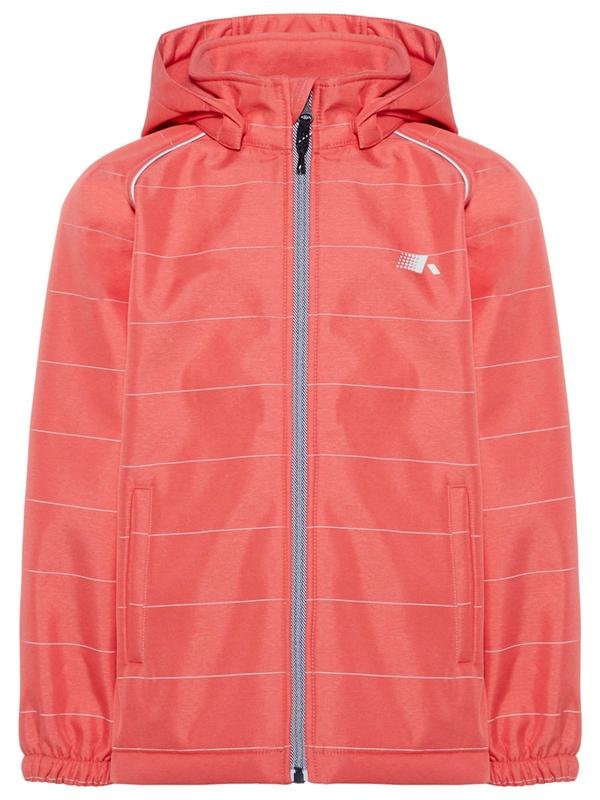 3232169085d Köp nu · Alfa Softshell Jacket Sunkist Coral Kids Name it