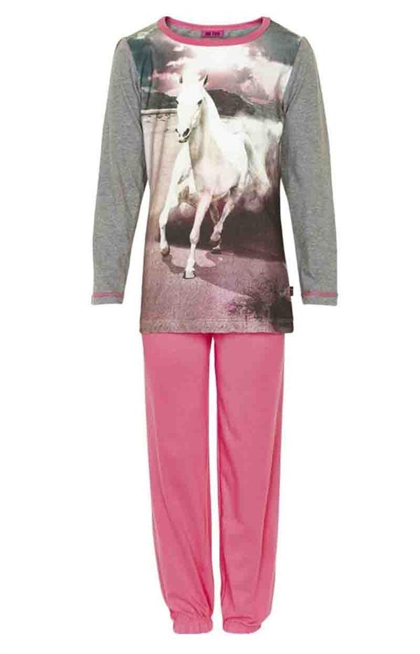 1e6ffac77d9 Me Too Galin Pyjamas set Grå Barn