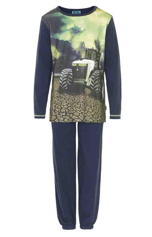 ed91e7df536 Me Too Guno Pyjamas set Blå Barn