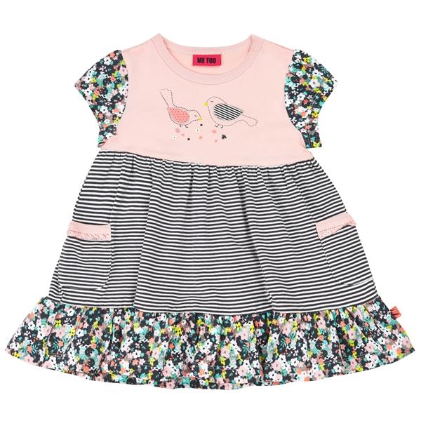 Me Too. 199 kr. Klara Mini Dress SS Crystal Rose 9994ca9a46b78