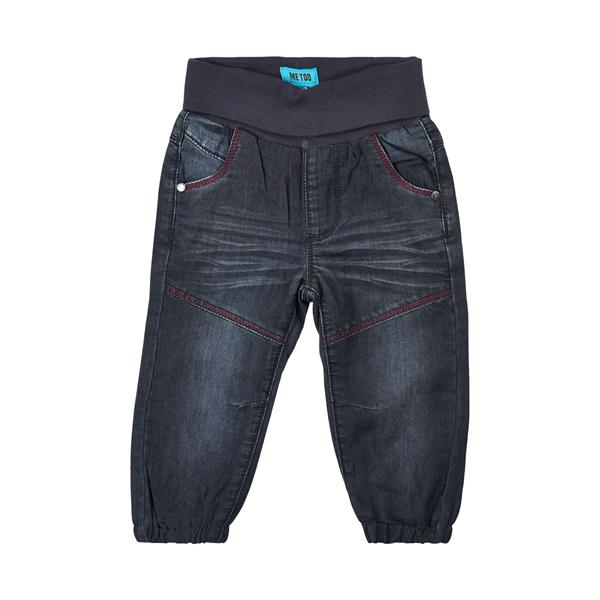 2286b390101 Niko 402 Pants Dark Blue Denim Jeans Mini Me Too