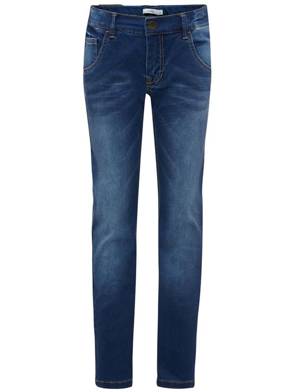 a94bc81737b Ryan Regular Fit Jeans Dark Blue Denim Barn Name it