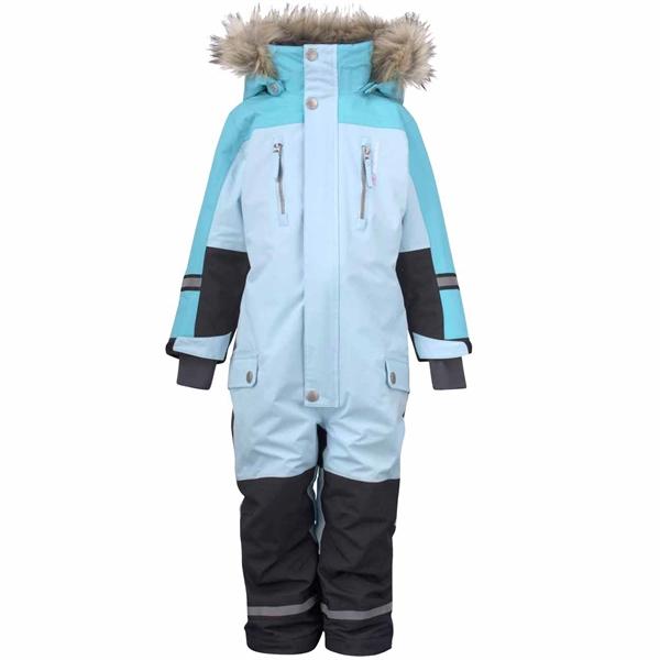 Swipe Light Blue Vinteroverall Barn Junior Tenson Storlek 86 92 972d3c03a02dc