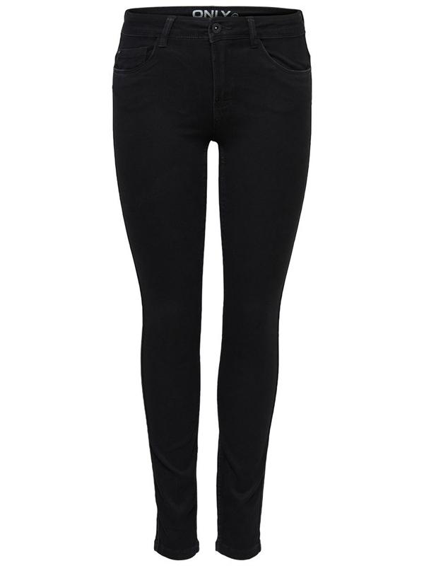 Ultimate King Regular Jeans Dam Black Denim ONLY b37c9a9113aff