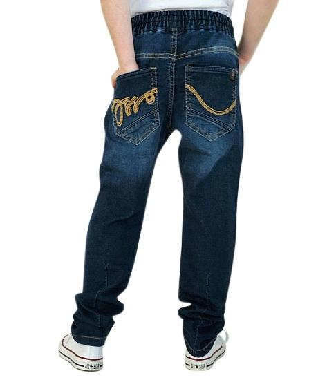 de5c92ce865 Slitstarka jeans för barn - SMILE.