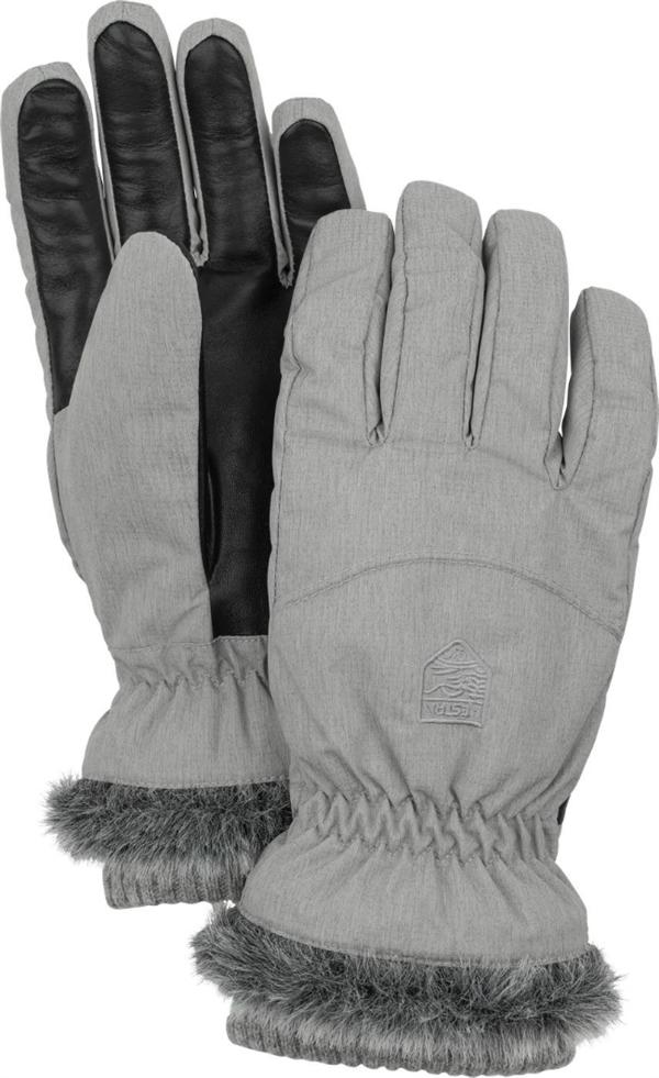 Winter Forest Primaloft Handske Ljusgrå Hestra fce9a8af49136