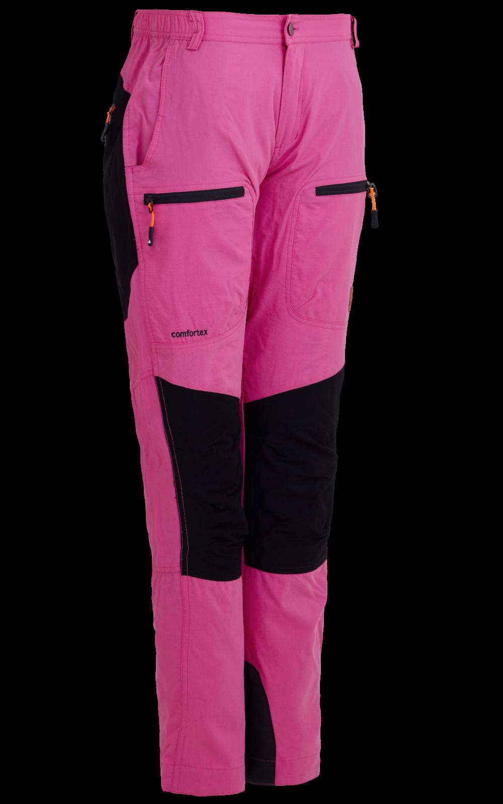 Hunter Lady Pants Pink Hibiskus Outdoorbyxa Dam Tuxer