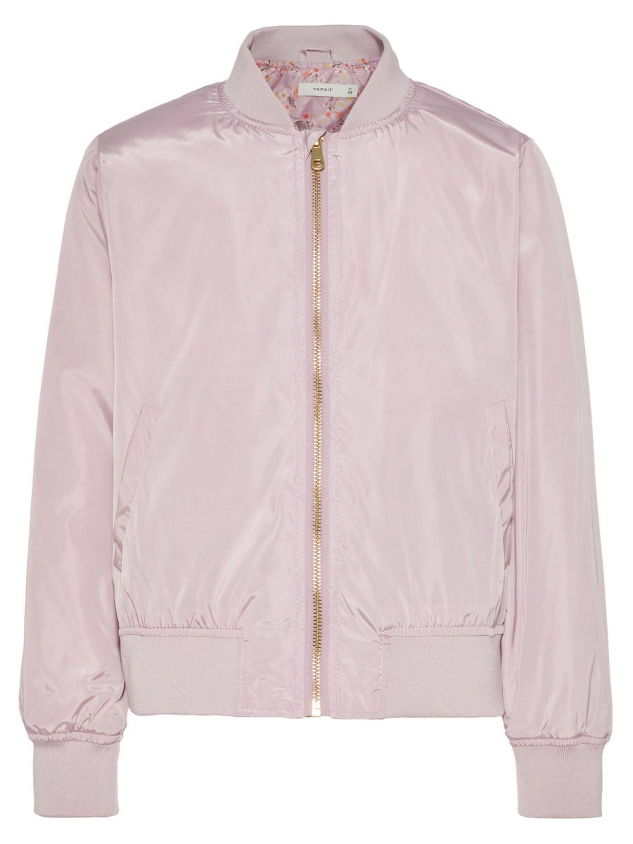 5353315c Maryam Bomber Jacket Dawn Pink Barn Name it - SMILE.