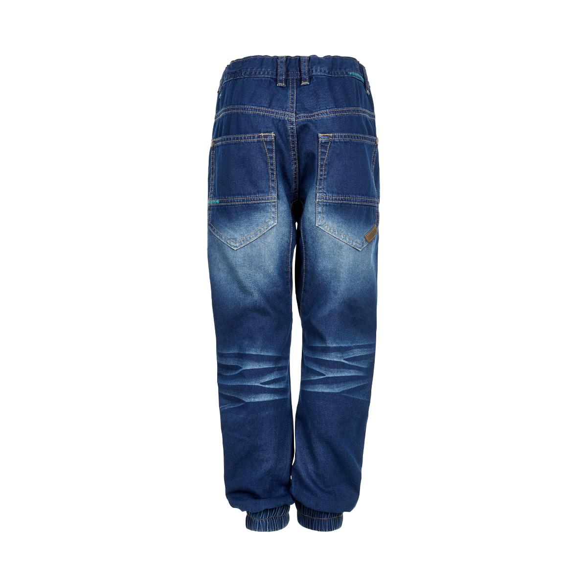 c3b104eb275 Mike 373 Jeans Baggy Blue Denim Barn Me Too abck ...