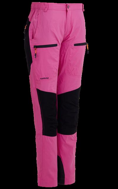 1a732ee366fc Hunter Lady Pants Pink Hibiskus Outdoorbyxa Dam Tuxer - SMILE.