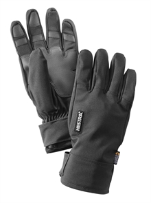 CZone Pickup Glove Black Hestra