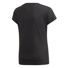 Adidas Essentials T-shirt Junior Svart  (2)