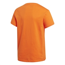 Adidas Trefoil T-shirt Orange Bak