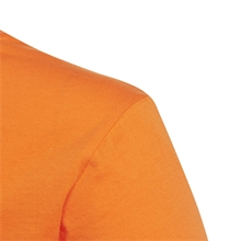 Adidas Trefoil T-shirt Orange Logga axel