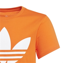 Adidas Trefoil T-shirt Orange Logga