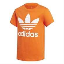 Adidas Trefoil T-shirt Orange