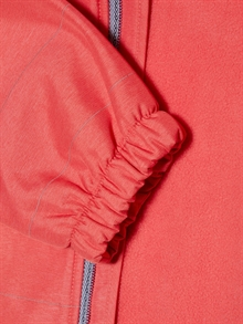Alfa Softshell Suit Sunkist Coral Softshelloverall Mini Name it detail