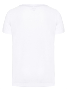 JSurf T-shirt Bright White Barn back