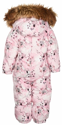 Lindberg Frosty Vinteroverall Baby Rosa 2