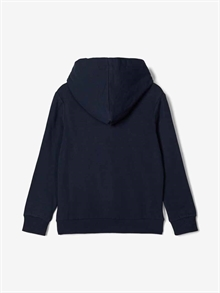 Name it Notebook Sweat Cardigan Dark Sapphire Barn 2