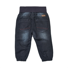 Niko 402 Pants Dark Blue Denim Jeans Mini Me Too back